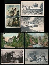 More details for scotland cawdor castle ppcs 7 cards various publishers