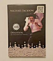 Devotion DVD An Unauthorized Tribute to Michael Jackson