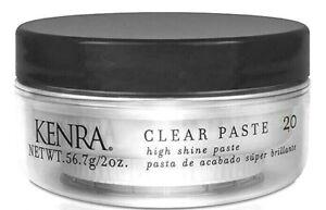 Kenra Clear Paste 20 High Shine Paste 2 oz (SEALED)