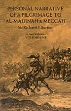 Personal Narrative of a Pilgrimage to Al Madinah and Mecca (Volume 1), Richard B