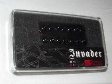 Seymour Duncan SH-8  Invader 7 String Bridge BLACK Passive Mount   New Warranty