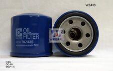 WESFIL OIL FILTER FOR Subaru Fiori  0.8L 1989-1992 WZ436