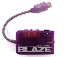 Nintendo Game Cube / N64 RF Unit Blaze ☆ Sealed ☆ Console Video Game Retro
