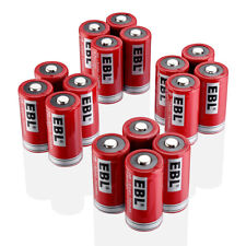 Lot CR123A 16340 Battery 3.7v  Rechargeable for Netgear Arlo Camera USA