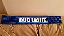 bud light new logo bar mat and palm bar mat...free shipping