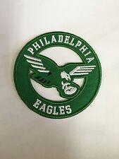 "Philadelphia Eagles vintage embroidered iron  on logo patch  3""x3"" NFL"