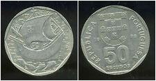 PORTUGAL 50 escudos 1988  ( bis )