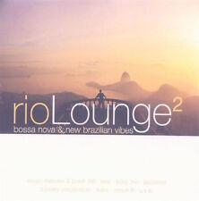 Rio Lounge 2 : Joyce Timax Trio Eletrico Jazzamor Minus 8 Lava Trüby Trio 2CD