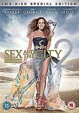 Sex And The City 2 (2010) 2-Disc Set) Cynthia Nixon, Sarah Jessica NEW UK R2 DVD