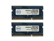 (8GB Total) Kingston 4GB 1Rx8 PC3L-12800S-11-12-B3 Laptop Ram Memory Low Voltage