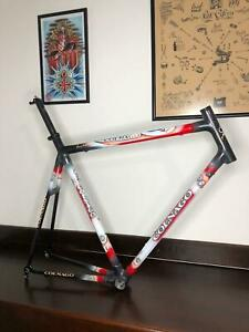 Colnago C40 , Carbon Frame 58 c-c