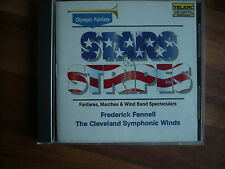 CD  Stars and Stripes - Fanfares, Marches & Wind Band Spectaculars,