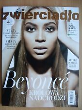 BEYONCE on cover Polish Magazine in. Kirsten Dunst,Joseph Fiennes,Yasmin Levy