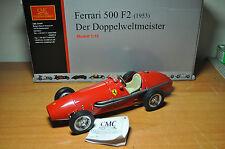 CMC FERRARI 500F2 ASCARI 1953 1/18