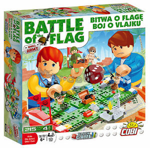 COBI Battle of the Flag   / 2970 /  215 elem. bricks  Block Game  Small Army