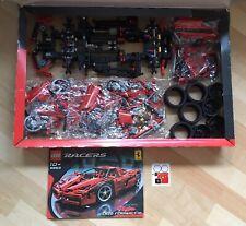 Lego Technic Technik Racers 8653 Enzo Ferrari. Fast Neu