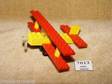 LEGO Sets: Legoland: Airport: 613-1 Biplane (1974) 100% VINTAGE