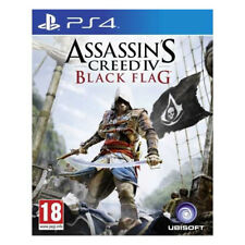 Assassin's Creed IV black flag - PS4 neuf sous blister VF