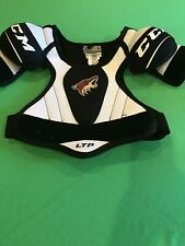 Ccm Ltp Youth Hockey Shoulder Chest Elbow Pads Size Junior Small