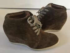Paul Green Wedge Sneakers size 6