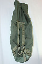 US Military USMC Army Navy duffle bag Back pack Cinch Style
