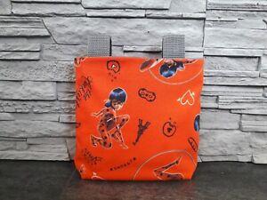 PUKY☆ Fahrradtasche ☆ Lenkertasche  ☆ Fahrradkorb☆ Miraculous ☆ Ladybug ☆