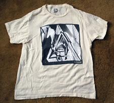 DEFTONES off white 2013 short sleeve t shirt size L