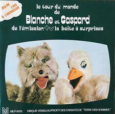 Le Tour du Monde de Blanche et Gaspard - Vinyl 33T