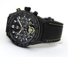 TAG Heuer Carrera Calibre Heuer 02T Nanograph CAR5A8K.FT6172 Limited Mens Watch