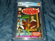 Tower of Shadows #1 CGC 8.0 VF (Marvel - 09/69)
