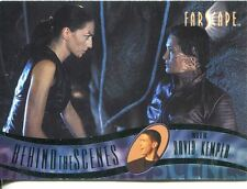 Farscape Season 3 Behind The Scenes Chase Card BTS32