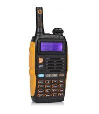 5 Baofeng GT-3TP Mark III *8W* FM Radio VHF UHF Tri-Power Ricetrasmittente pz 5