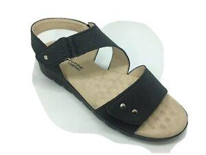 Comfort Women's fashion sandal - KELLY BLACK- FREE POSTAGE!!