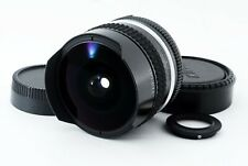 Nikon Ai-s Fisheye-Nikkor 16mm F/2.8 Ultra Wide Angle From Japan 606346
