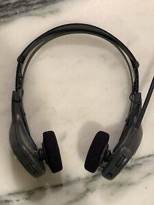 Vintage Sony WalkMan FM/AM Stereo Headphone Radio Headset SRF-H3 - NWOB