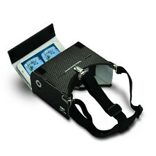 "3D VIDEO CARDBOARD VR VIRTUAL REALITY GLASSES HEADSET FOR GOOGLE CARDBOARD 4-6"""
