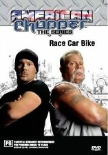 American Chopper - Race Car DVD New/Sealed Region 4