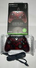 WIRED Xbox One Controller -PDP Crimson Red Edition (USED)