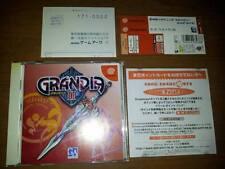 GRANDIA II 2 JAP JAPANESE JP SEGA  R JAPAN DC DREAMCAST VIDEOGAMES GAMES