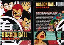 Dragon Ball Commander Red Saga New Anime 2 DVD Set