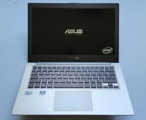 """ASUS UX32V 13"""" Intel i7 NVIDIA GT 620M 6GB RAM 120GB SSD Win10"""