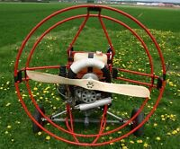 2 Blatt Propeller/Luftschraube 100-130cm, Paramotor Motorschirm Paratrike direkt