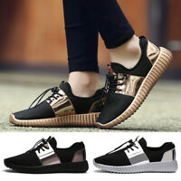 Womens Shoes Breathable Mesh Casual Sport Flats Lightweight Running Gym Sneakers