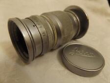Leica Ernst Leitz Wetzlar ELMAR 9cm f4 Lens Nr.1292533