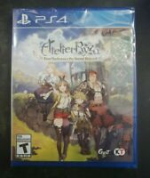 Atelier Ryza Ever Darkness & and The Secret Hideout Playstation 4 PS4 New Sealed