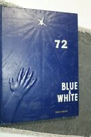 1972 Madera High School Yearbook - California - Blue and White