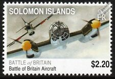 Luftwaffe Heinkel He-111 Bomber WWII Aircraft Stamp (Battle of Britain)
