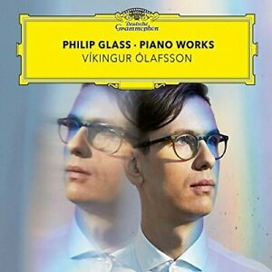 OLAFSSON,VIKINGUR-PHILIP GLASS: PIANO WORKS CD NEUF