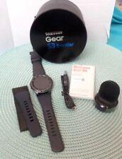 Samsung Galaxy Gear S3 Frontier Smart Watch SM-R769 Bluetooth/Wifi 46mm Black