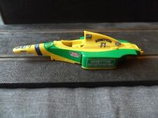 Scalextric C142 Benetton Ford F1 Bodyshell no.5 Spares or Repair